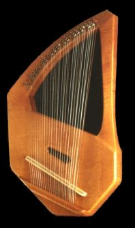 Picture of a Alto-Tenor Lyre