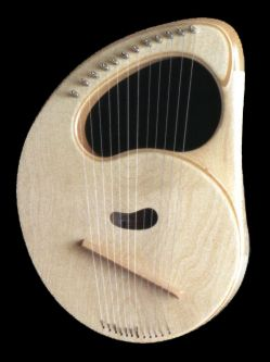 Picture of a Children´s Lyre