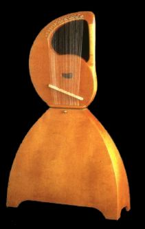 Picture of a Tenor - Bass Lyre